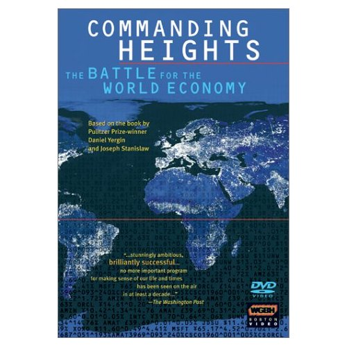 commanding heights essays 1 the two major economists featured in the film are friedrich hayek and john maynard keynes who had rival views on western economic theory sample essay on commanding heights episode 1 – the battle of ideas.
